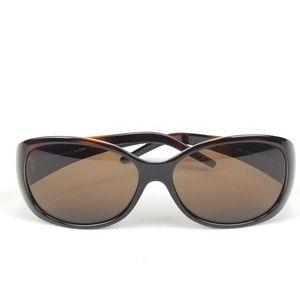 Almost New Fendi Brown Sunglasses FS407   238